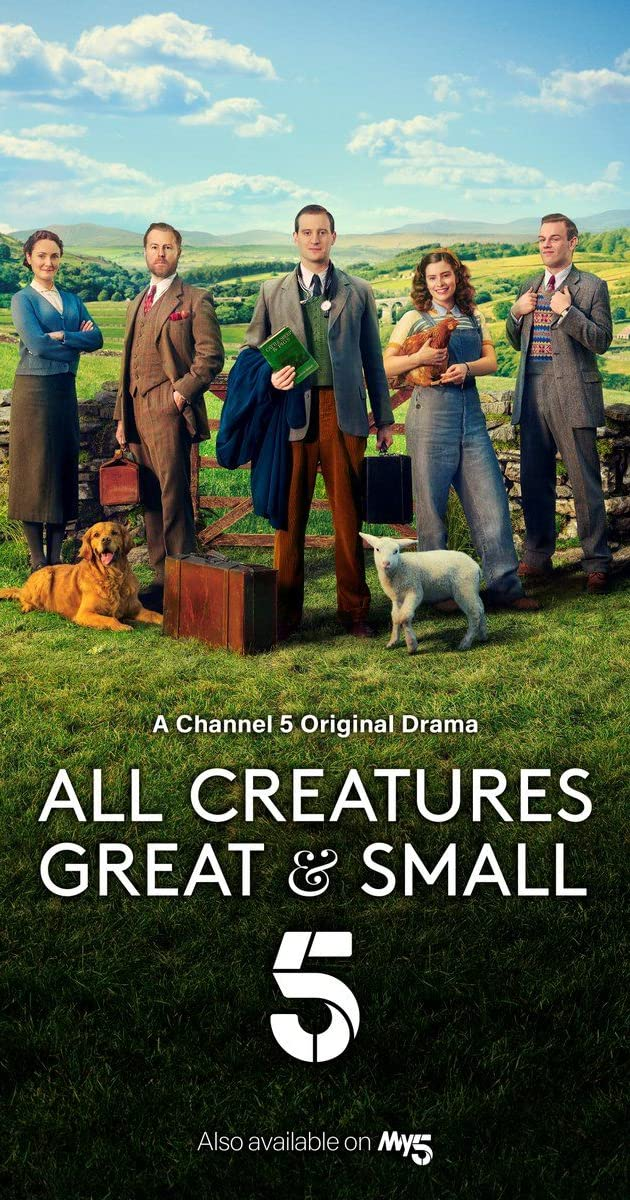 assistir-all-creatures-great-and-small-online