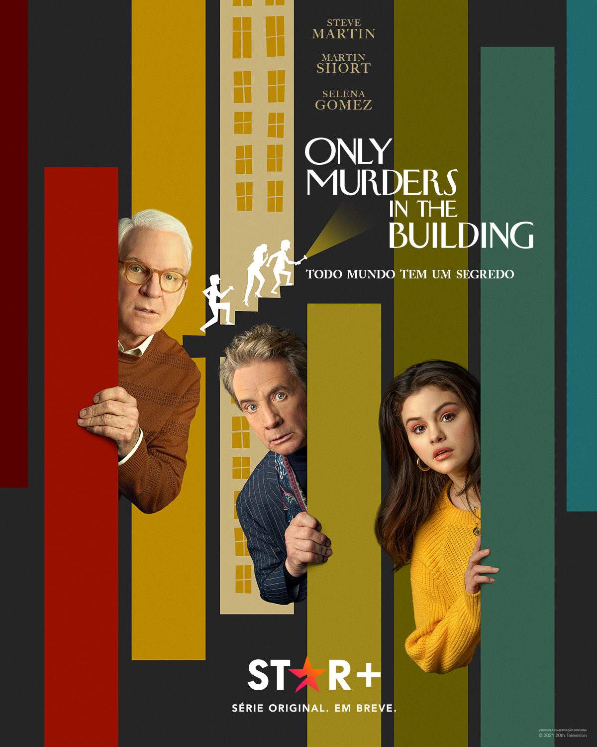 Assistir Only Murders in the Building Série Online